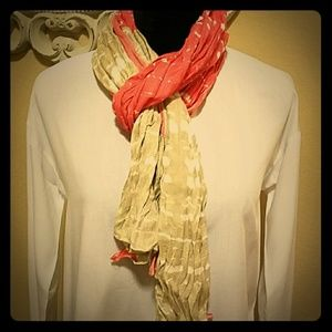Stylish Rose Pink Scarf